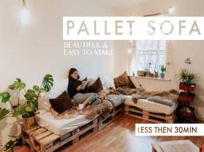 youtube divani in pallet HOW TO MAKE A PALLET SOFA IN UNDER 30 MINUTES Semplice 5 Youtube Divani In Pallet