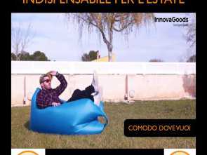 youtube video divano gonfiabile Divano gonfiabile, la, Estate! Eccezionale 4 Youtube Video Divano Gonfiabile