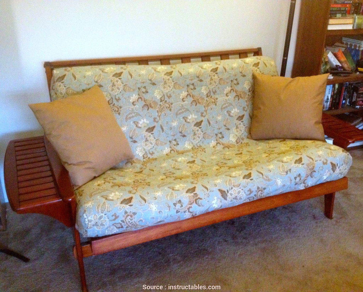 Washing Ikea Futon Cover, Bello Futon Easy-Off Slipcover: 6 Steps (With Pictures)