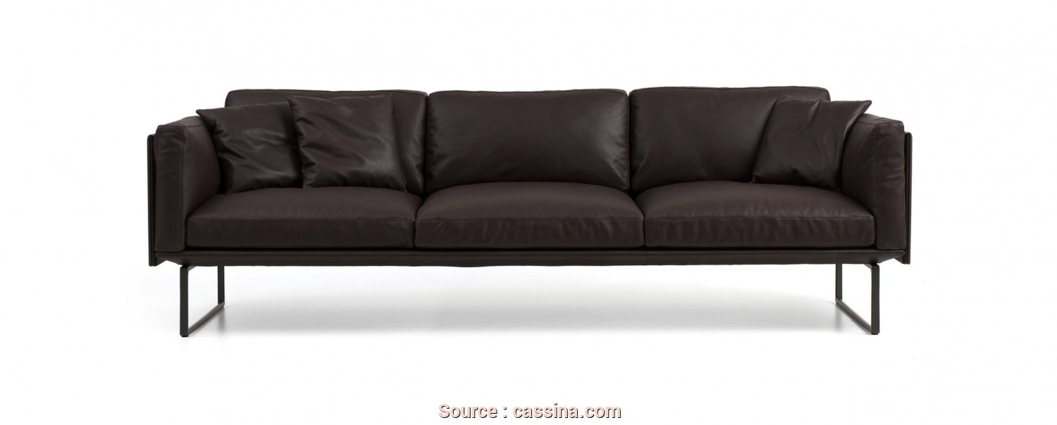 Divano Cassina 202, Esclusivo ... Sofas -, 8, Designed By, Piero Lissoni, Cassina