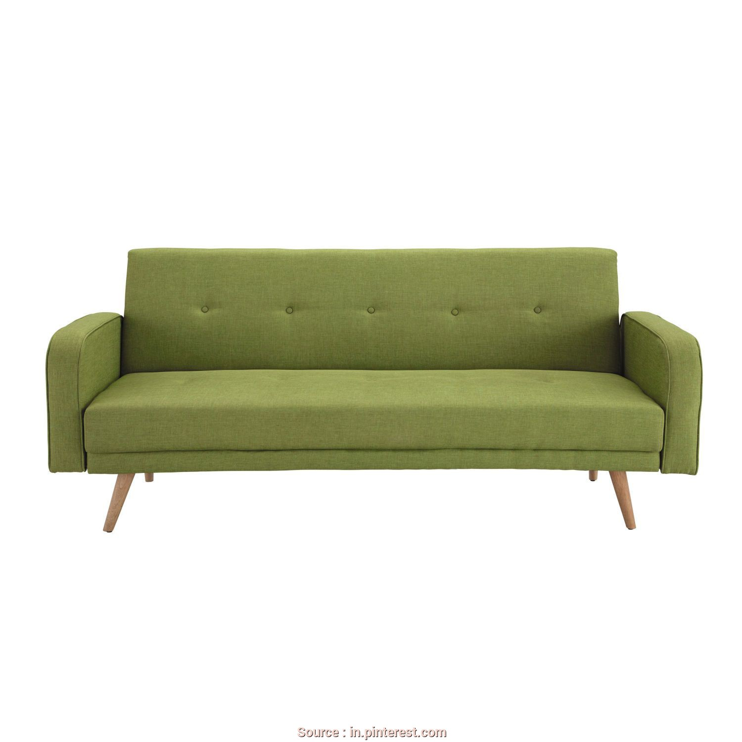 Divano Willy Maison Du Monde, Locale Lime Green 3-Seater Clic Clac Sofa, Broadway On Maisons Du Monde. Take