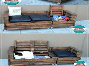 divani fai da te pinterest The reshaping wood pallet ideas with, storage option, the best because they help in avoiding, mess in a room, this idea is a combination as it Loveable 6 Divani, Da Te Pinterest