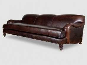 Divano Componibile In Inglese, Buono Tight-Back English Roll-Arm Sofas, Armchairs, Basel From Roger + Chris