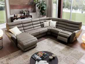 Divano Indianapolis Chateau D'Ax Prezzo, Bello Sectionals, Living Room, Italmoda Furniture Store