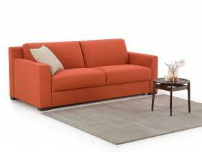 Futon Ikea Letto, Costoso Hector Sofa, With Extra Thick Mattress, HomePlaneur
