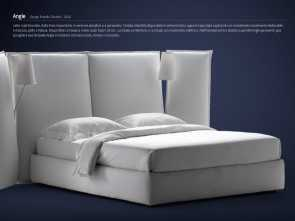 Letto Nathalie Dwg, A Buon Mercato Model Shown Here Is Called Angle,, Other 3D Models Of Beds, With Same Quality, You, View Them Online In Flou`s Webpage