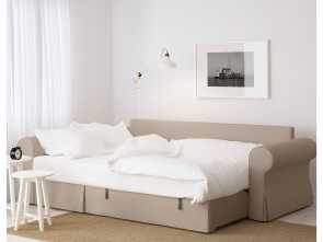 reviews of ikea backabro sofa bed BACKABRO Sofa, with chaise longue Hylte beige, Office and Rustico 6 Reviews Of Ikea Backabro Sofa Bed